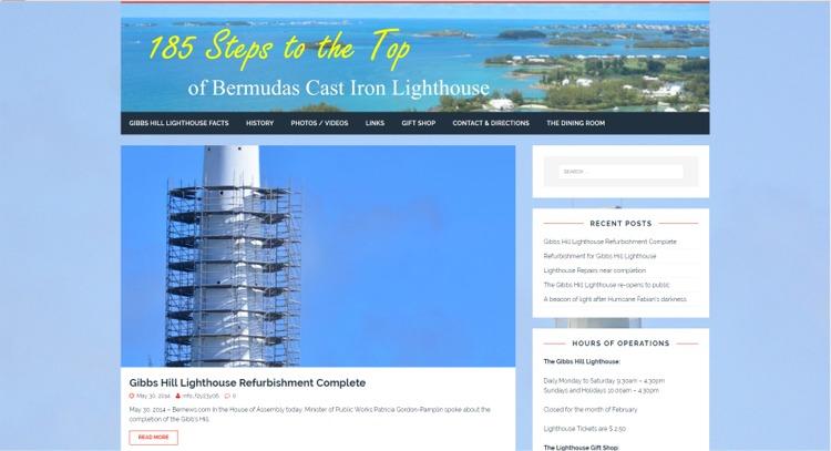 GIBBS HILL LIGHTHOUSE BERMUDA