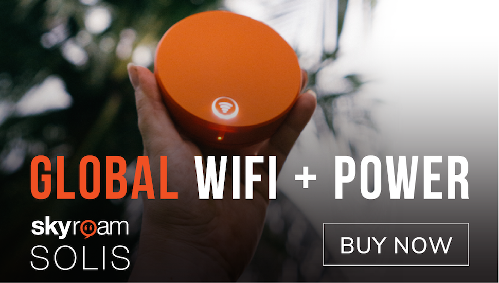Global Wifi – SkyRoam